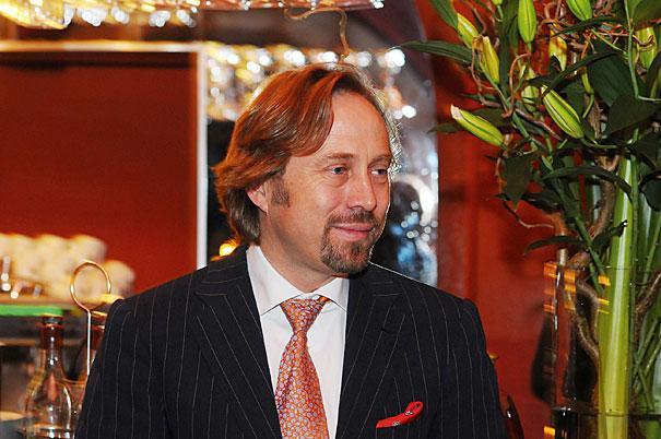 Nils Jebens, le big boss