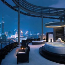Hyatt on the Bund: Design et moderne