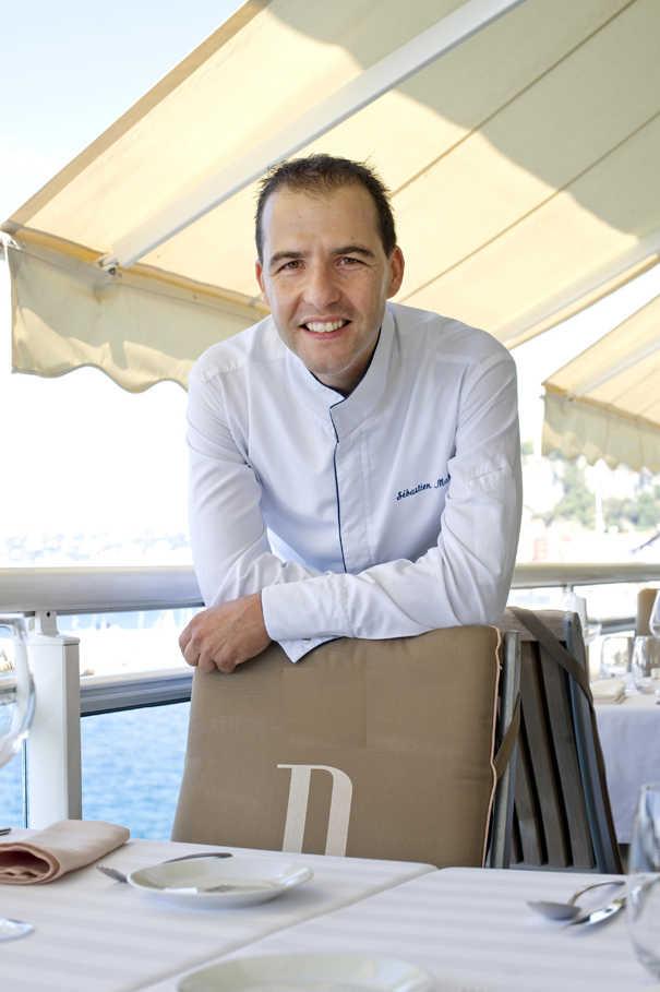 La Réserve de Nice Sébastien Mahuet honore les gourmets