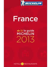 MICHELIN 2013 France : Suppressions, rétrogradations d'étoiles