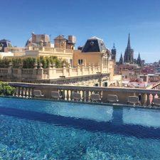 Hôtel Ohla, un must dans le ciel de Barcelone