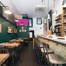 Restaurant Suculent, Antonio Romero