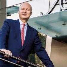 Thierry Lavalley, Président de la Société des Hôteliers Genevois