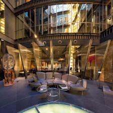 Hôtel Urban Madrid, chic, design et artistique