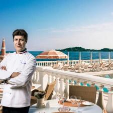 Yannick Franques:  Belles saveurs de Riviera