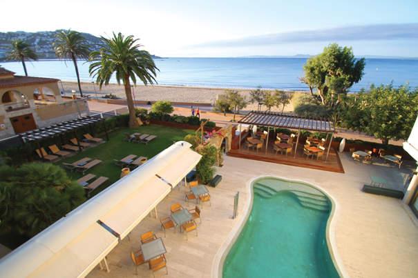 Hotel Terraza Roses
