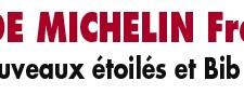 Michelin 2009 : Les étoiles montantes