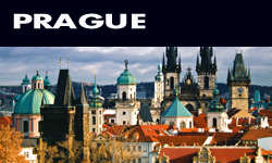 Restaurants et hotels a Prague