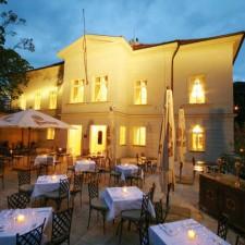 Villa Richter à Prague...  Gastronomiquement Vôtre...