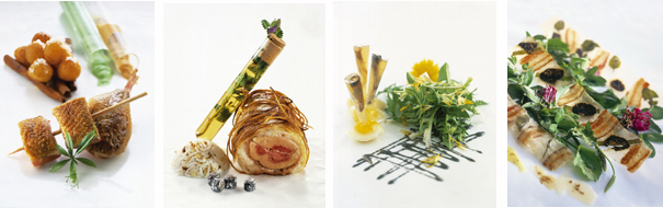 Marc veyrat le franc parler gastronomique r f rences for Marc veyrat ustensiles de cuisine
