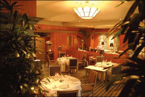 Le restaurant Pierre Gagnaire