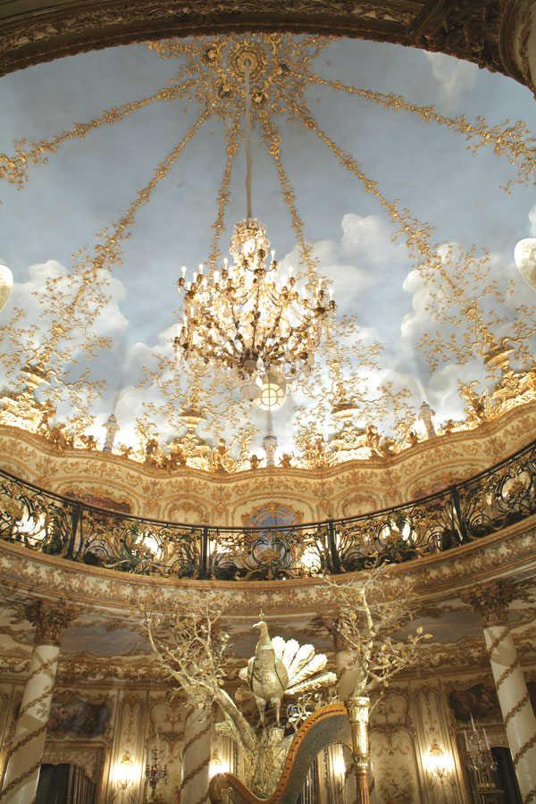 Turandot, la salle principale