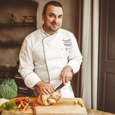 Dmitri Haljukov | Une haute signature gastronomique | Tallinn