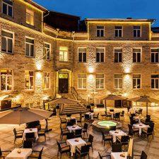 Von Stackelberg Hotel Tallinn | Charme et élégance