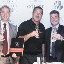 Prix Champagne Collet du Livre de Chef, édition  2017