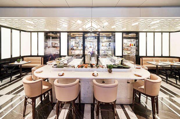 Gérald Passédat | Brasserie Lutecia | Paris