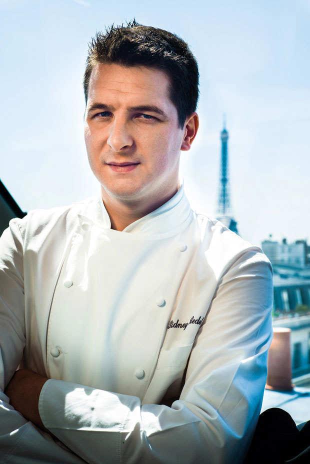 Sidney redel cuisine au peninsula paris r f rences for Cuisine xavier laurent