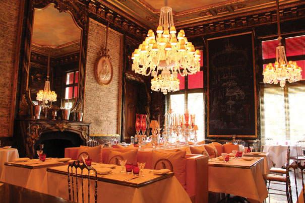 Hotel Restaurant Baccarat
