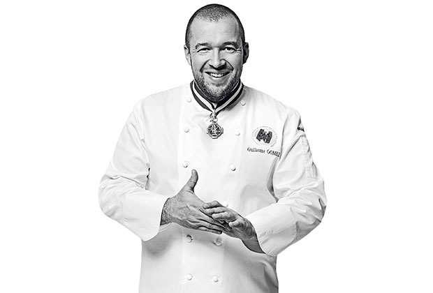 Guillaume gomez un chef haut en couleurs r f rences for Cuisinier elysee livre