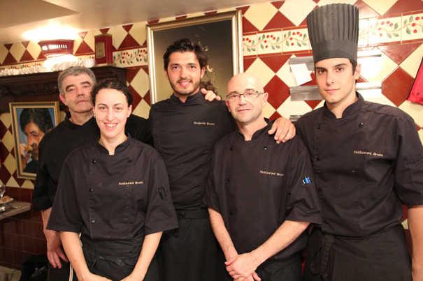 Samuel et benjamin bruno chez bruno lorgues r f rences h teliers restaurateurs - La cuisine de bruno ...