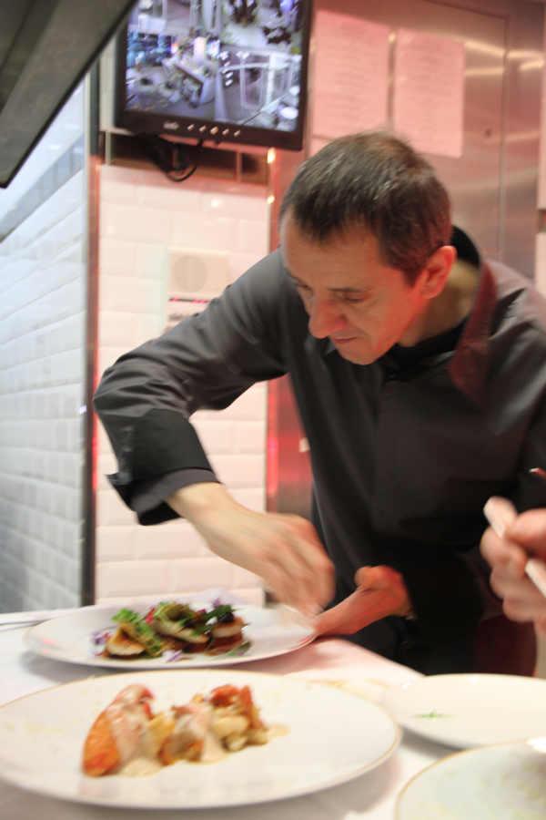 michel del burgo au 111 r f rences h teliers restaurateurs. Black Bedroom Furniture Sets. Home Design Ideas
