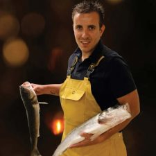 Kevin Mamelin: Artisan des produits de la mer