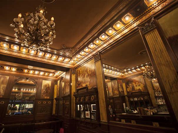 Le Bar Romain Paris