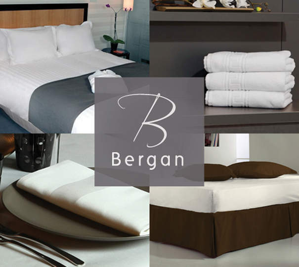 bergan textiles 5 toiles pour h tellerie de luxe. Black Bedroom Furniture Sets. Home Design Ideas