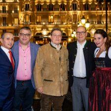 Oktoberfest 2019   Café de Paris Monte-Carlo   Avec Weihenstephan