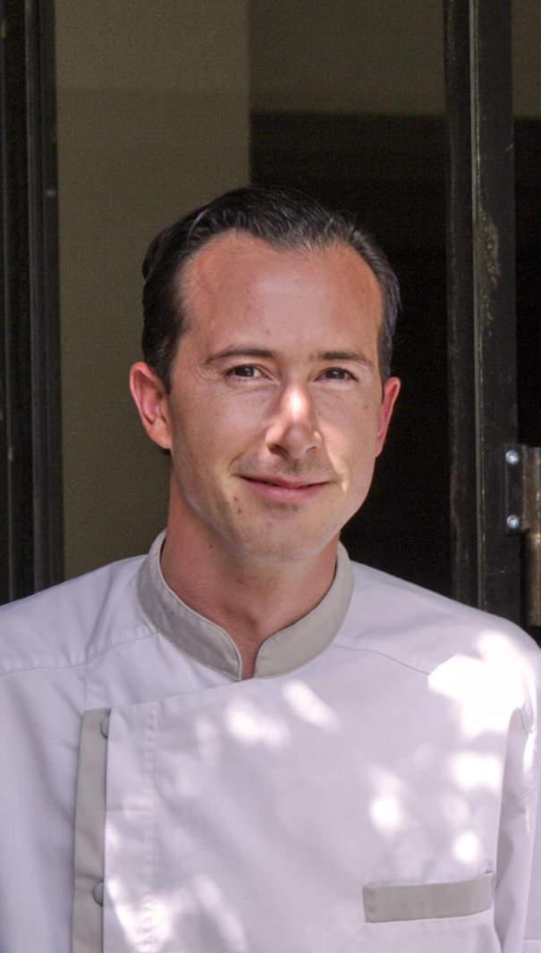 Quérard Julien - chef mas de Chastellas