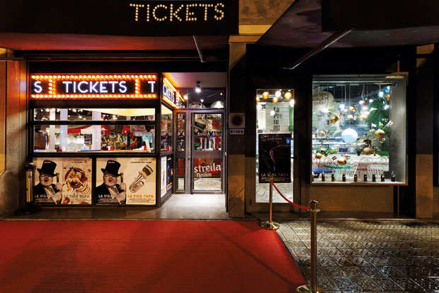 Tickets-Barcelone