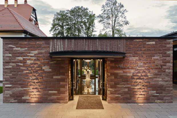 villa ren lalique jean georges klein r f rences. Black Bedroom Furniture Sets. Home Design Ideas