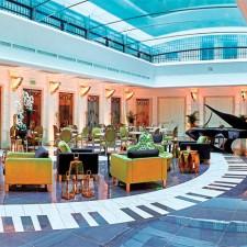 Hôtel Aria Budapest: Hotel Musical