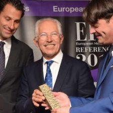 European Hotel Award 2019 | Trophée Carrière | Jacques Chibois