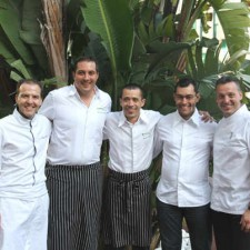 Gastronomie Franco-Russe sur la French Riviera