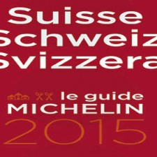 Guide MICHELIN Suisse 2015 – Record de restaurants étoilés