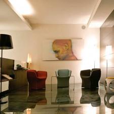 Hôtel Landchid 19 – Budapest – Artistique futuriste