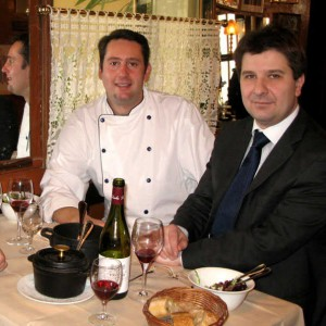 Restaurant  Rue Jourdin