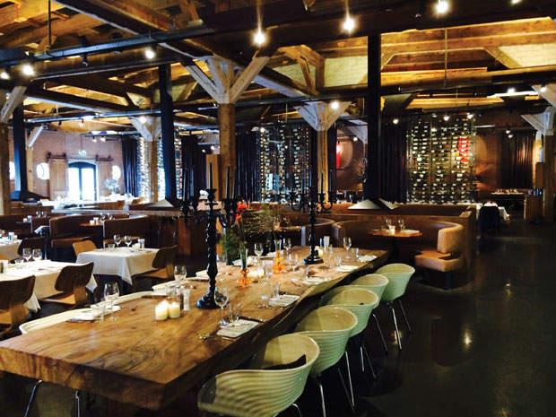 Harbour Club Amsterdam Top Notch Des Restaurants Tendance