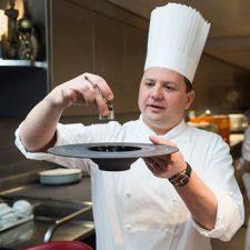 Franck Giovannini | Restaurant de l'Hôtel de Ville | Crissier | Suisse
