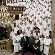 SIRHA 2013-LYON: Dîner des Grands Chefs du Monde