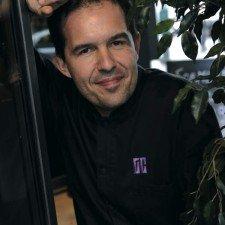 Gilles Choukroun, un chef à part !