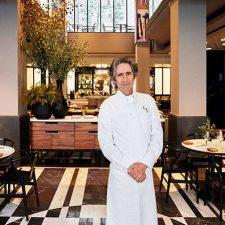 Gérald Passédat   Brasserie Lutétia   Paris