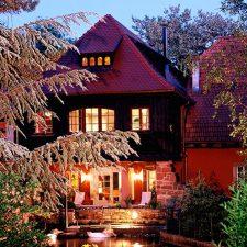 Hôtel LE MOULIN, le charme en pleine nature alsacienne.