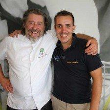 Emmanuel Ruz-LouFassum, Gastronomie en Pays grassois