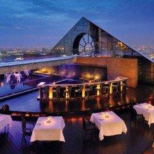 Lebua au State Tower un hôtel dans le ciel de Bangkok