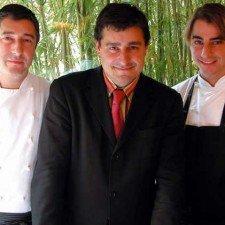 Joan, Pitu et Jordi Roca, belles saveurs à Girona
