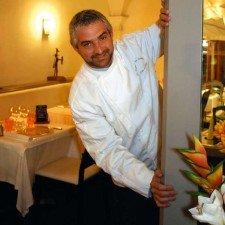 Cuisine fusion à la niçoise avec Stéphane Viano